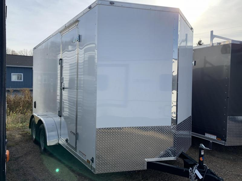 2019 Continental Cargo 7x14 utv Enclosed Cargo Trailer