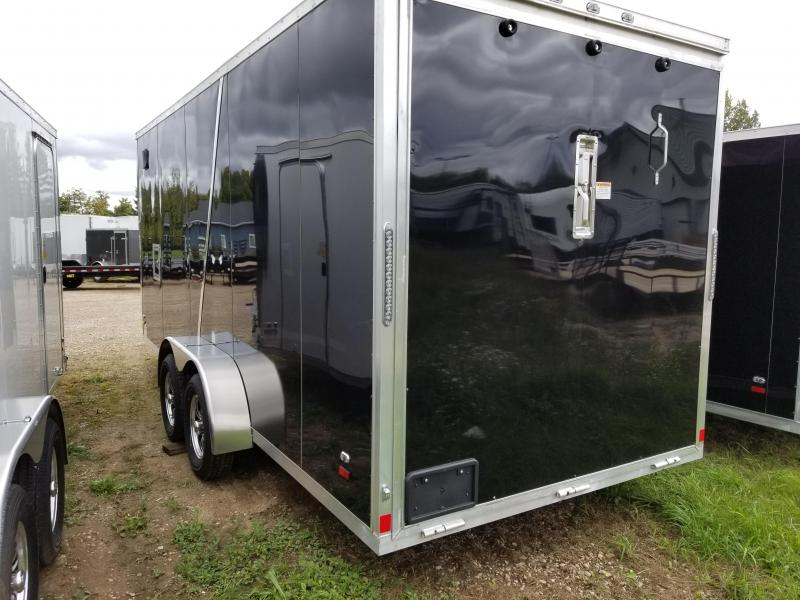 2019 Amera-Lite 7X23 Snowmobile Trailer