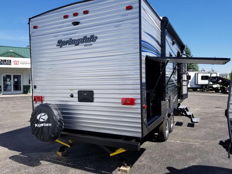 2019 Keystone Springdale 235RB Travel Trailer