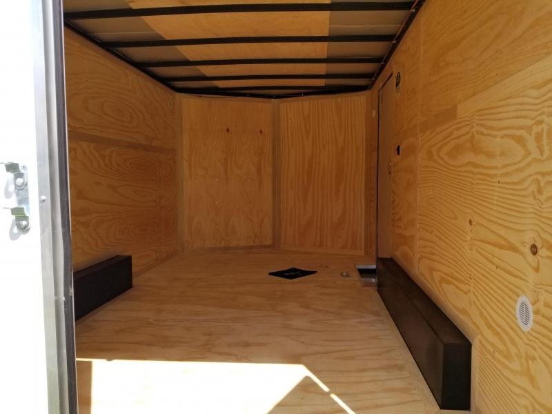 2019 Continental Cargo 8X14 Enclosed Cargo Trailer