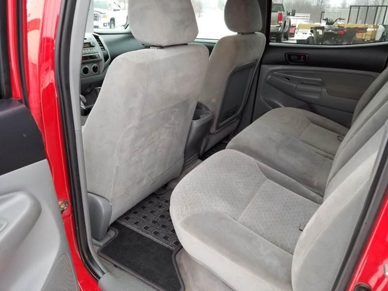 2008 Toyota Tacoma 4x4 V6 4dr Double Cab 6.1 SB 5A