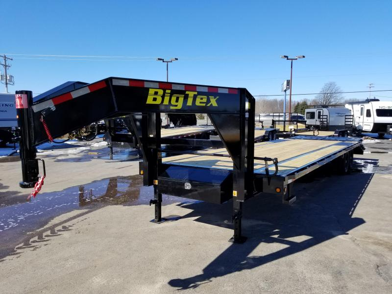 2018 Big Tex Trailers 14GN GOOSENECK Flatbed Trailer