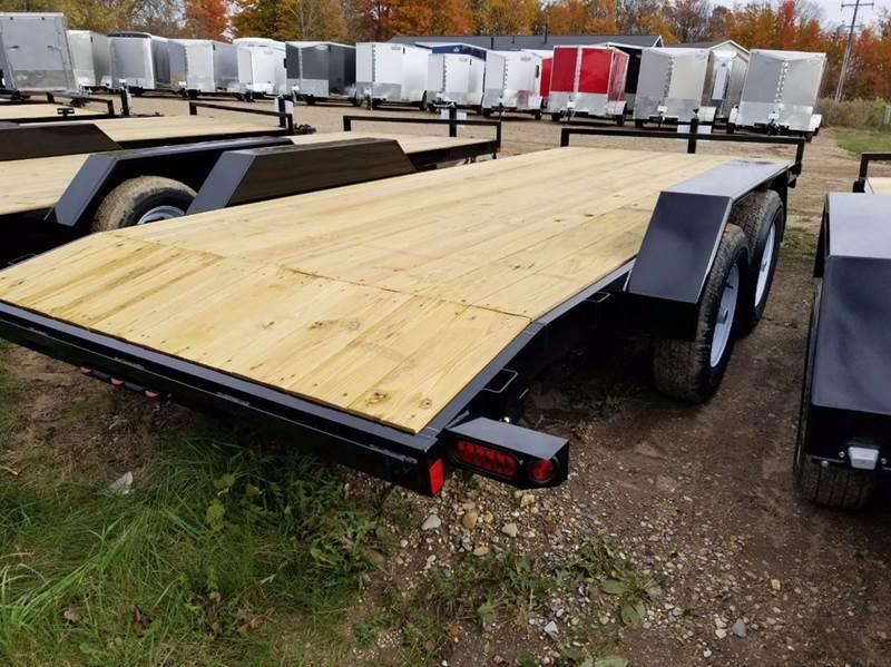 2018 Liberty 18' 10K Car Hauler/ Equipment Hauler