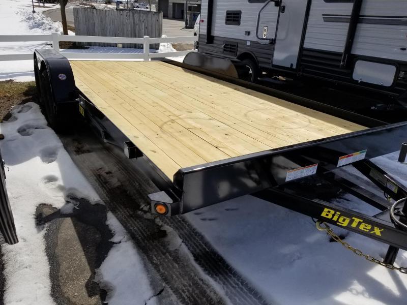 2018 Big Tex Trailers 70CH 18' Car / Racing Trailer
