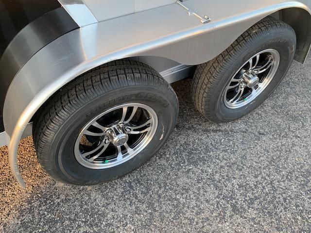 2019 Amera-Lite 7x25 Enclosed Snowmobile Trailer
