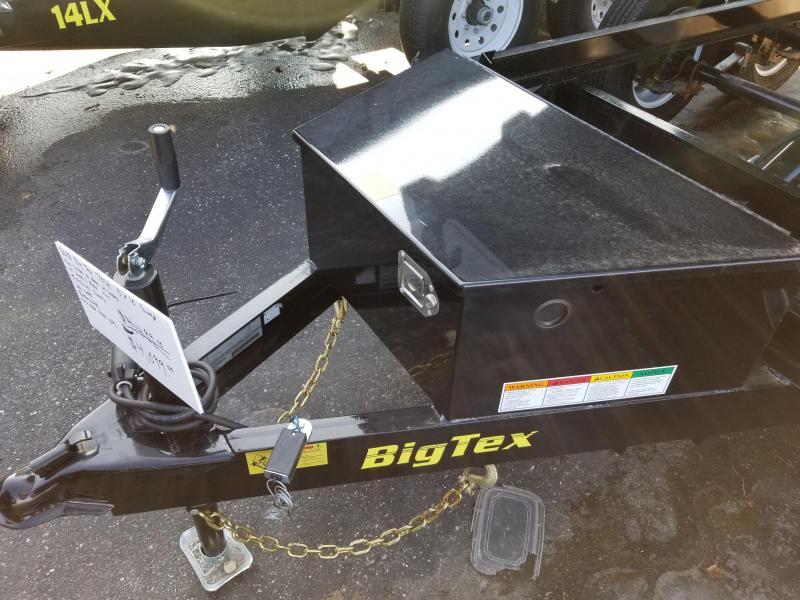 2018 Big Tex 70SR-10 DUMP