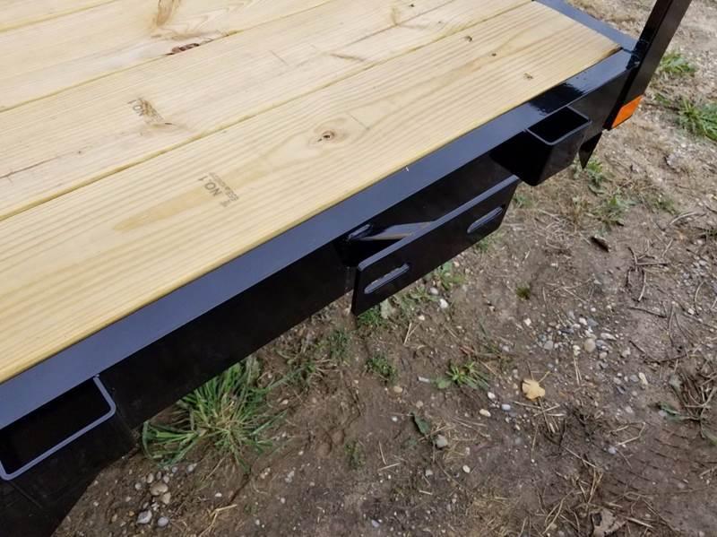 2018 Liberty 20' 10K Car Hauler/ Equipment Hauler