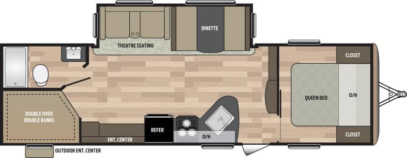2019 Keystone Springdale 270LE Travel Trailer