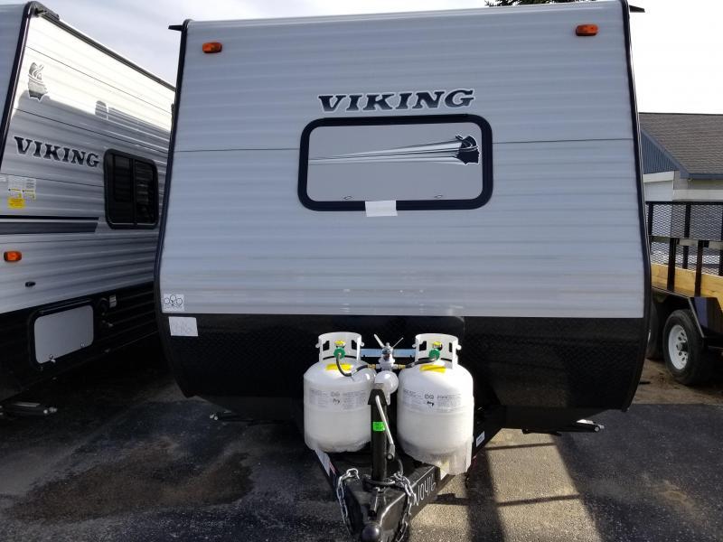 2019 Viking RV 21BHS Travel Trailer
