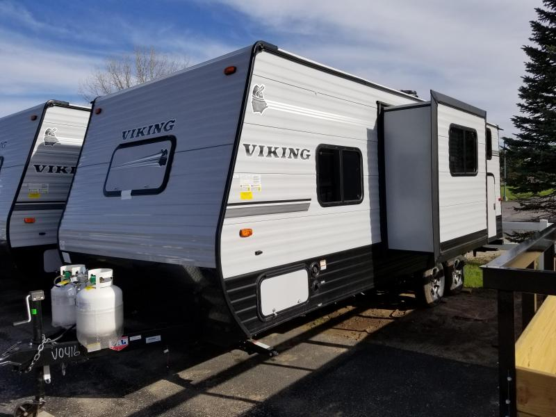 2019 Viking RV 21BHS Travel Trailer