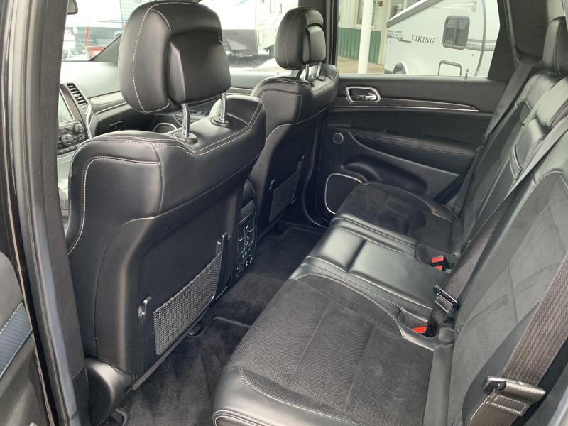 2014 Jeep GRAND CHEROKEE SRT SUV
