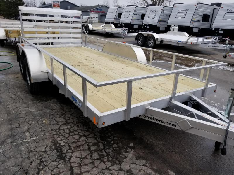 2018 CargoPro Trailers 6.5X16 Utility Trailer