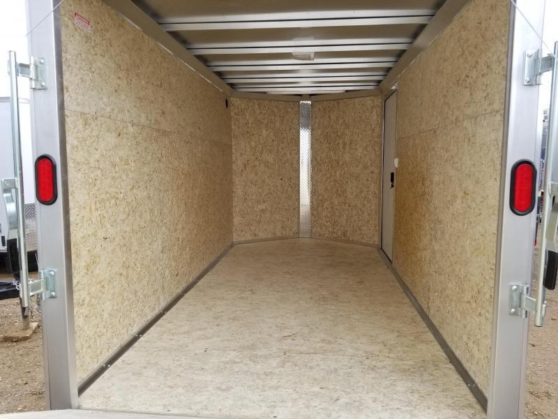 2018 CargoPro Trailers 6X12 Enclosed Cargo Trailer