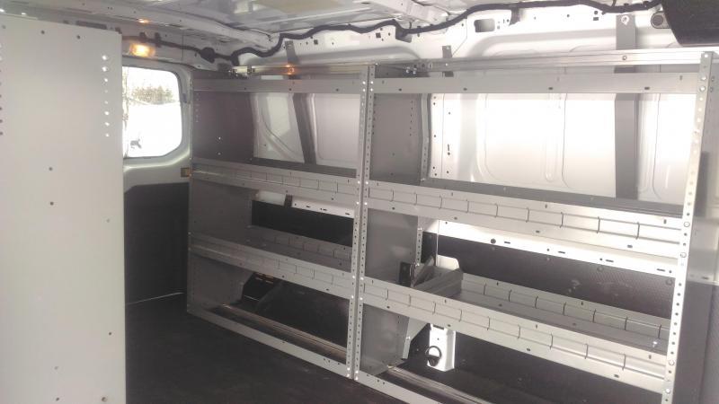 2015 Ford T150 TRANSIT WORK VAN