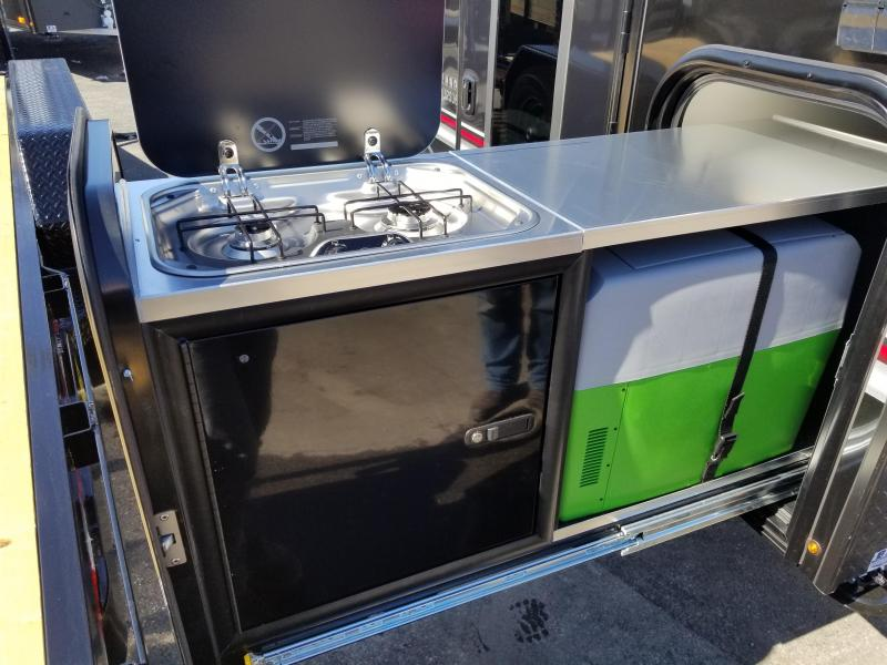 2018 InTech RV PURSUE FLYER Travel Trailer