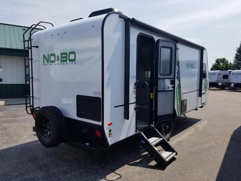 2019 Forest River No-Boundaries 19.5 Travel Trailer