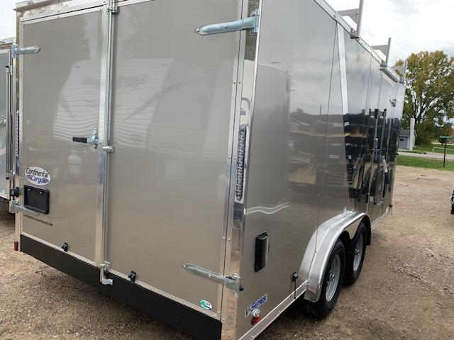 2019 Continental Cargo 8x16 Enclosed Cargo Trailer