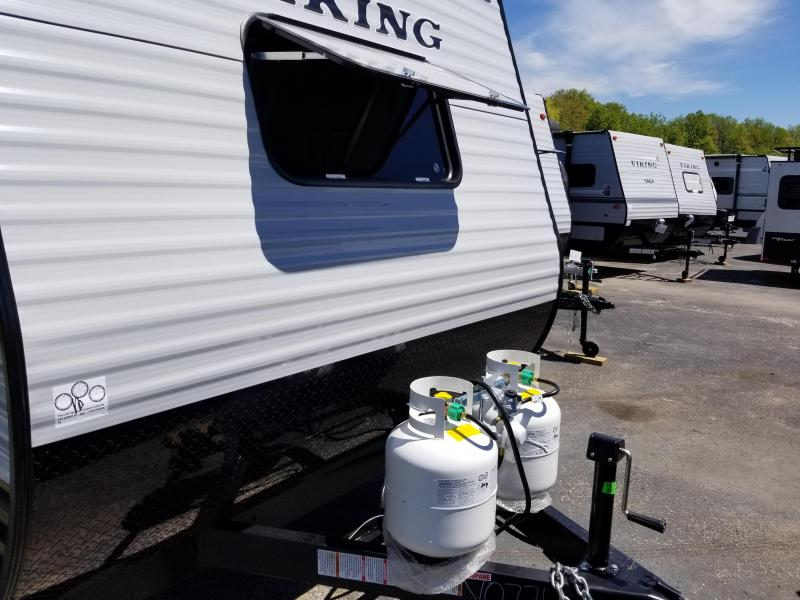 2019 Viking RV 21BH Travel Trailer