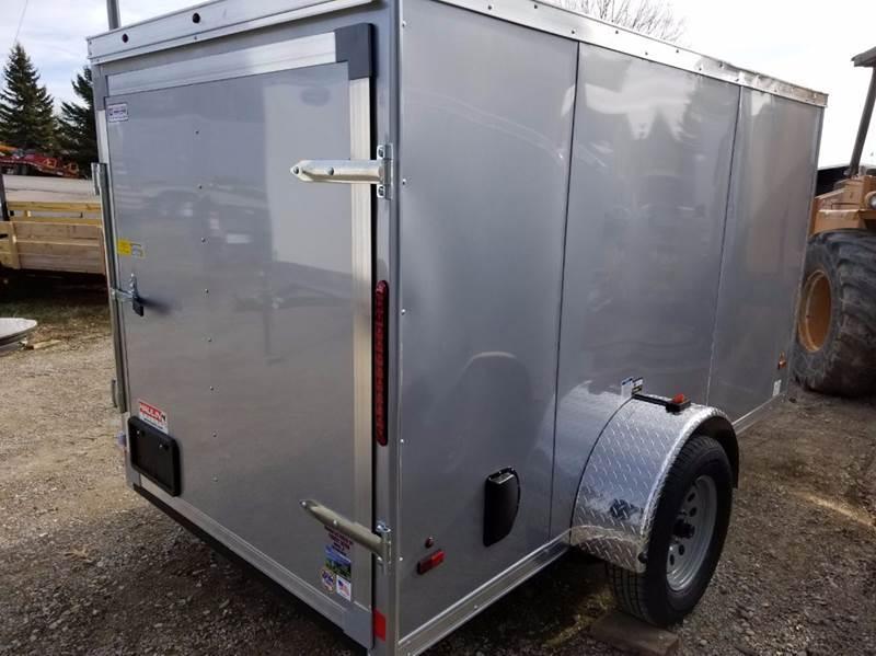 2018 US Cargo 5 X 10 Enclosed Cargo Trailer