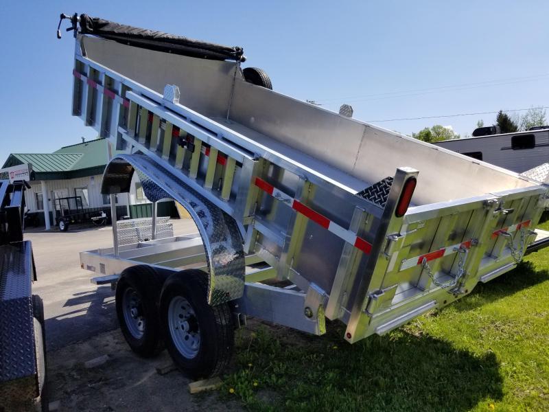 2018 CargoPro Trailers 7X14 Dump Trailer