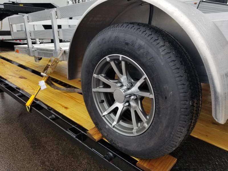 2018 CargoPro Trailers 6x12 Utility Trailer