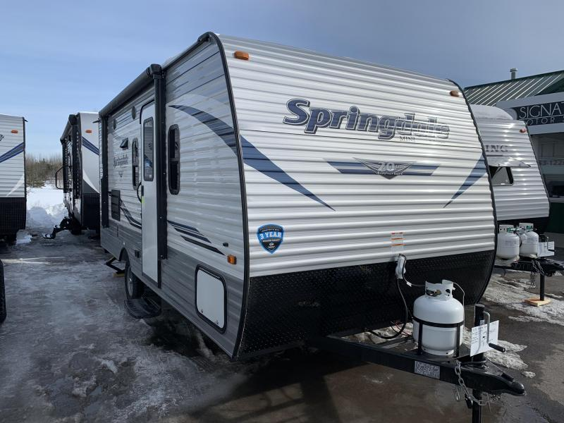 2019 Keystone RV SPRINGDALE 1790FQ Travel Trailer