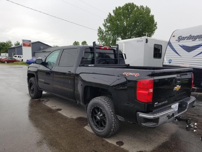 2016 Chevrolet Silverado 1500 Crew Cab 4x4 Truck