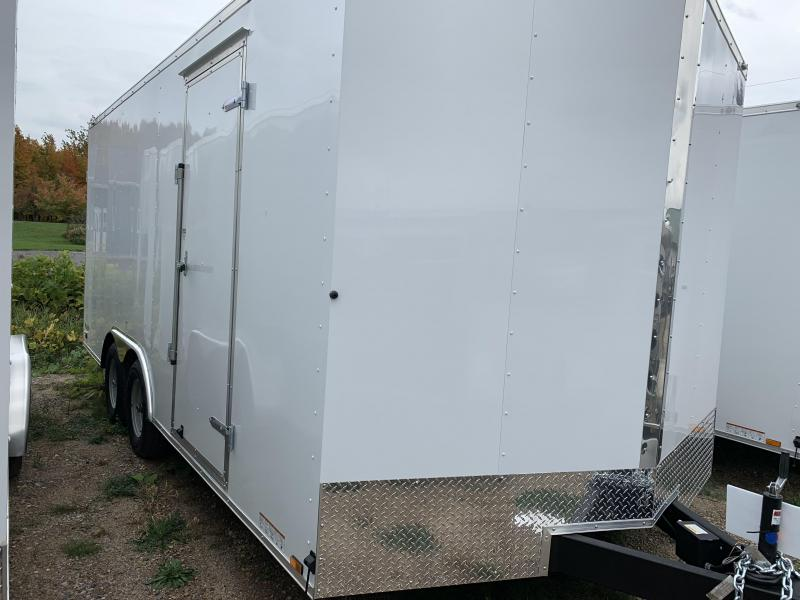 2019 Continental Cargo 8.5x18 Enclosed Cargo Trailer