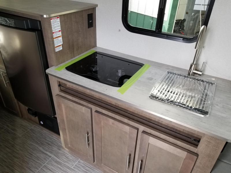 2019 Forest River Inc. NO-BOUNDARIES 16.5 Travel Trailer