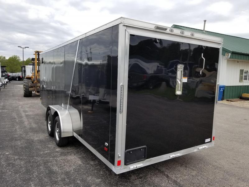 2019 Amera-Lite 7X25 Snowmobile Trailer