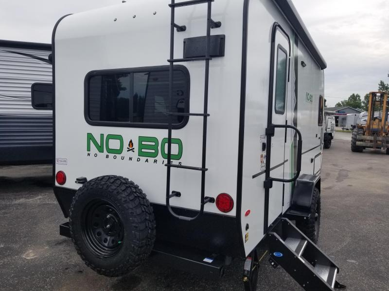 2019 Forest River No-Boundaries 16.7 Travel Trailer