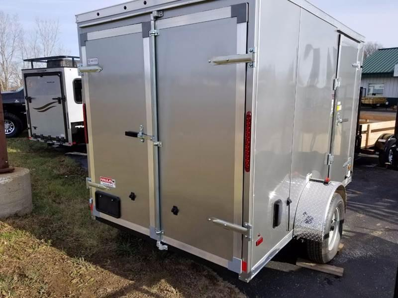 2018 US Cargo 6 X 10 Enclosed Cargo Trailer