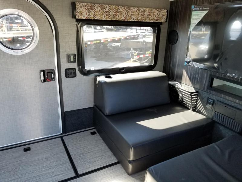 2018 InTech RV LUNA Travel Trailer