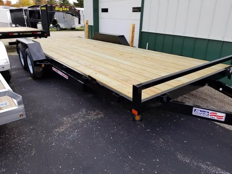 2018 Liberty 20' 10K Straight Deck