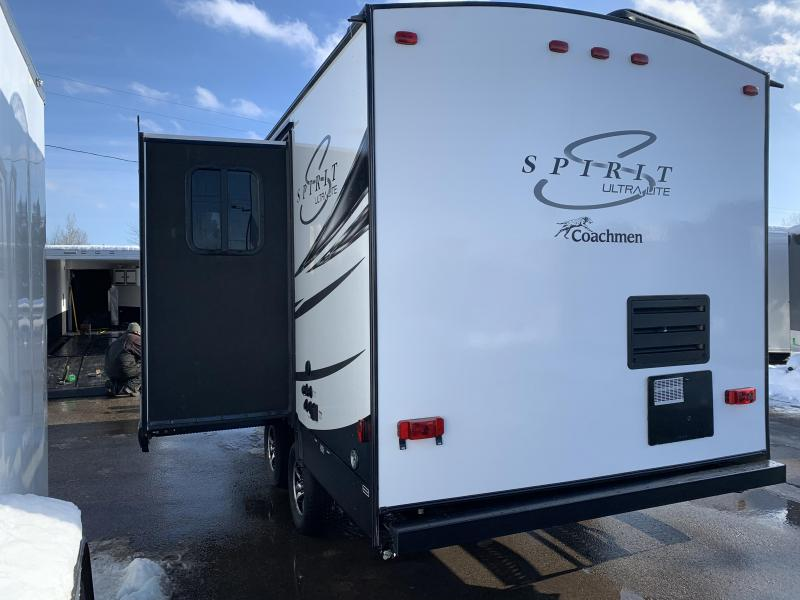 2019 Coachmen SPIRIT 1943RB Travel Trailer