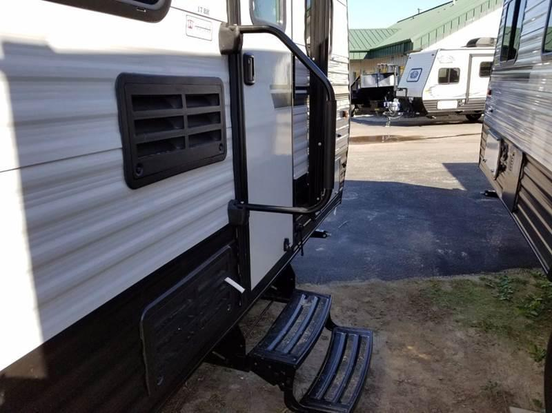 2018 Viking RV 17BH Travel Trailer