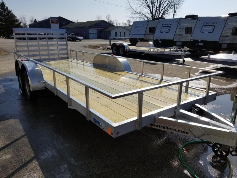 2018 CargoPro Trailers 6.5X20 Utility Trailer