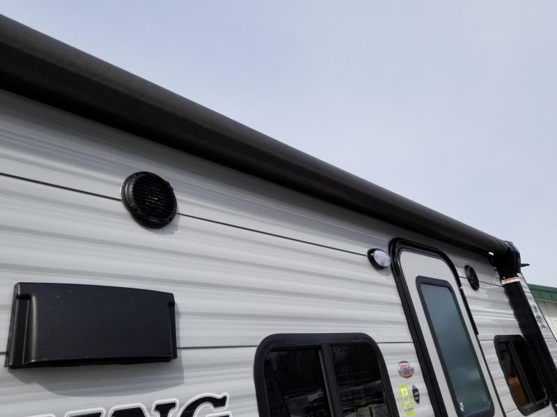 2018 Viking RV 17FQ Travel Trailer