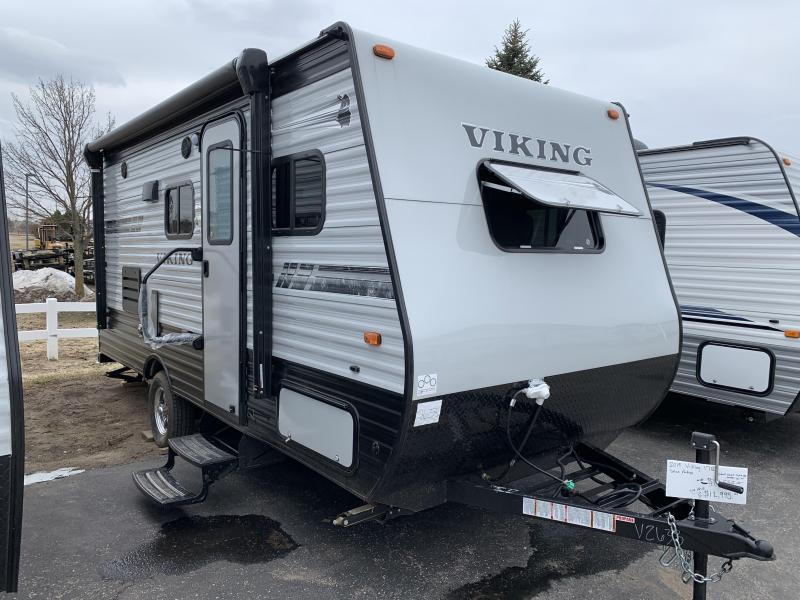 2019 Viking RV 17BH Travel Trailer