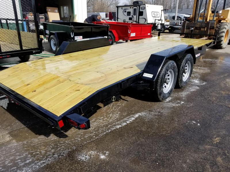 2018 Liberty 7x20 Equipment Trailer