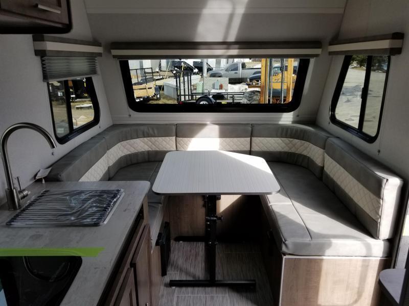 2019 Forest River Inc. NO-BOUNDARIES 16.5 Travel Trailer