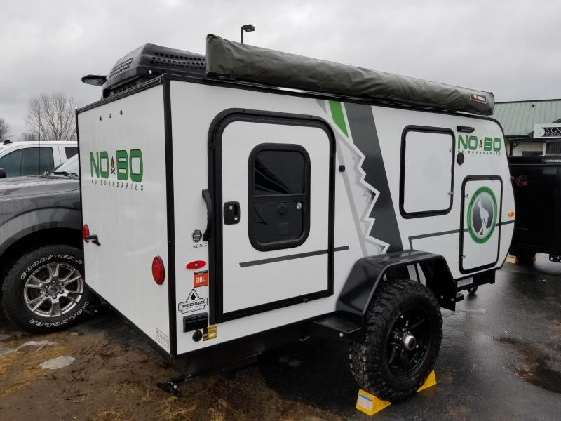 2019 Forest River Inc. NO-BOUNDARIES 10.5 Travel Trailer