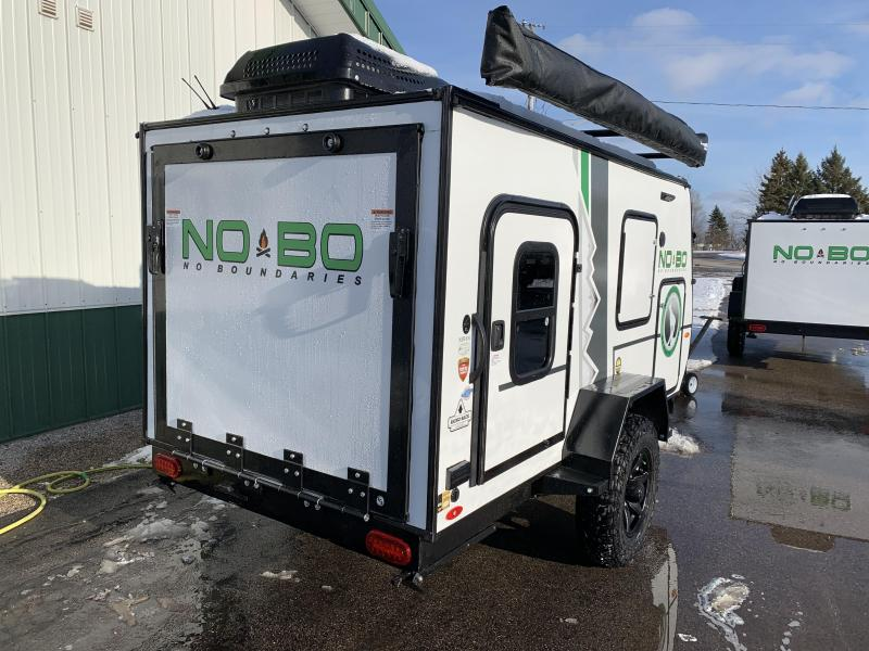 2019 Forest River Inc. NO-BOUNDARIES 10.6 Travel Trailer