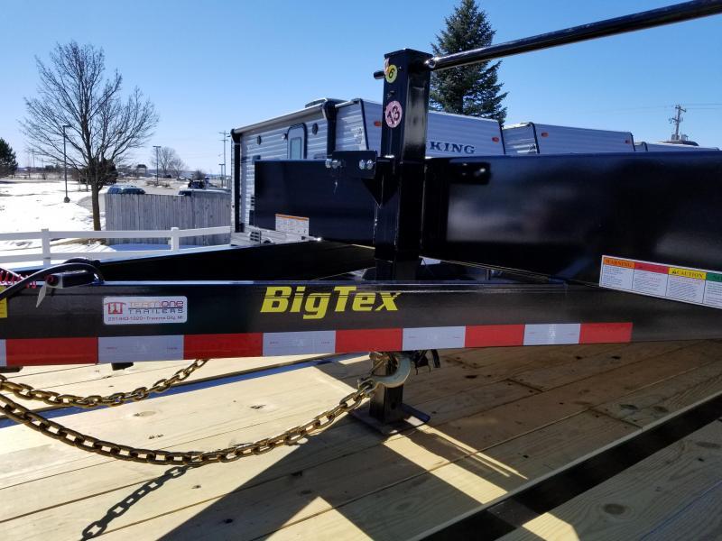 2018 Big Tex Trailers 14ET 20' Equipment Trailer