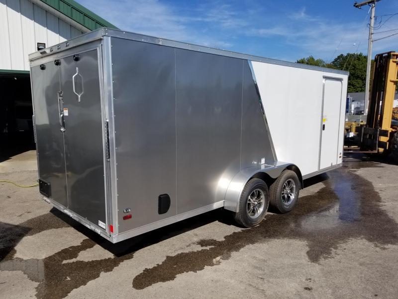 2019 Amera-Lite 7X23 Snowmobile Trailer