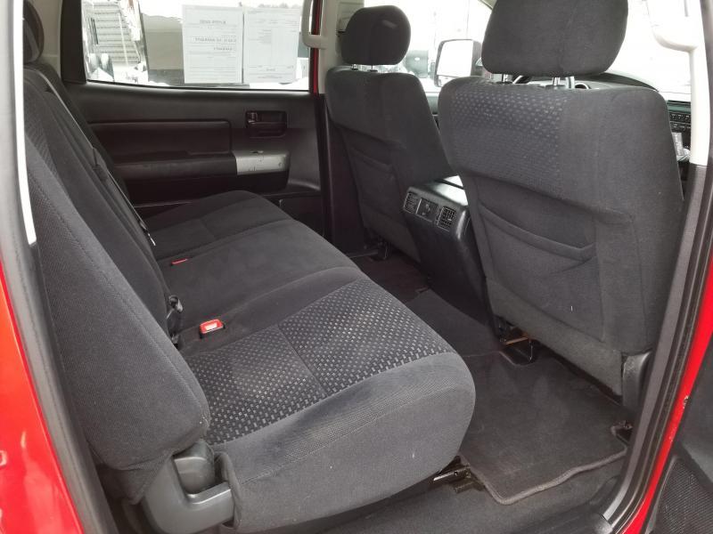 2008 Toyota Tundra CrewMax 4x4 Truck