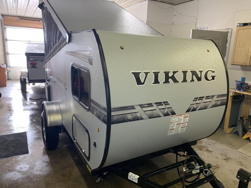 2019 Viking RV EXPRESS 9.0 DELUXE Travel Trailer