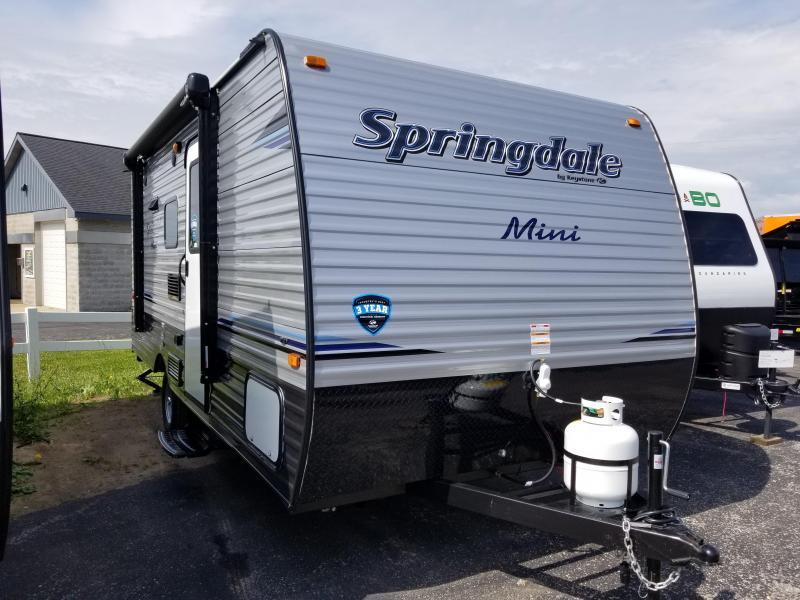 2019 Springdale Summerland 1800BH Travel Trailer