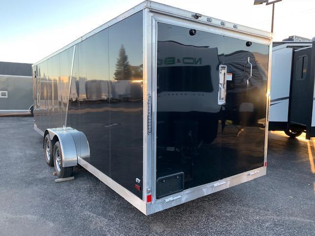 2019 Amera-Lite 7x27 Enclosed Snowmobile Trailer