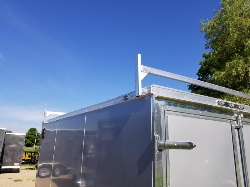 2019 Continental Cargo 6x12 Enclosed Cargo Trailer